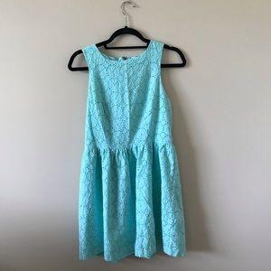 KENSIE Aqua Dress